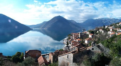 Perast, Bay of Kotor